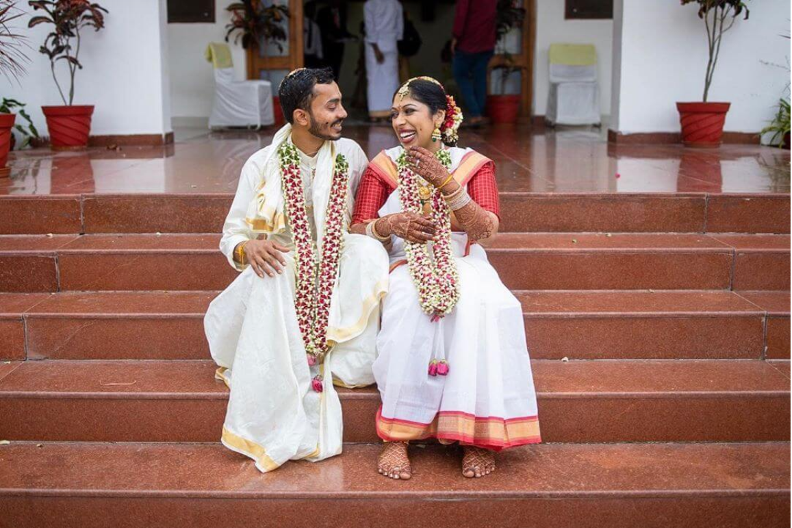 South Indian Wedding Garland 1