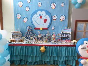 Birthday Theme For Boys Doraemon