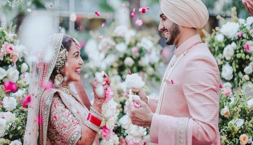 Neha Kakkar and Rohanpreet Singh Celebrity Couples Featured Image