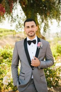 Tuxedo Color Grey