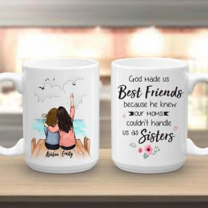 Best Friend Birthday Gifts - Mug