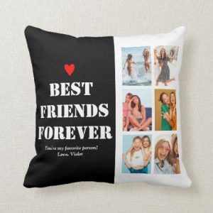 Best Friend Birthday Gifts - Pillow