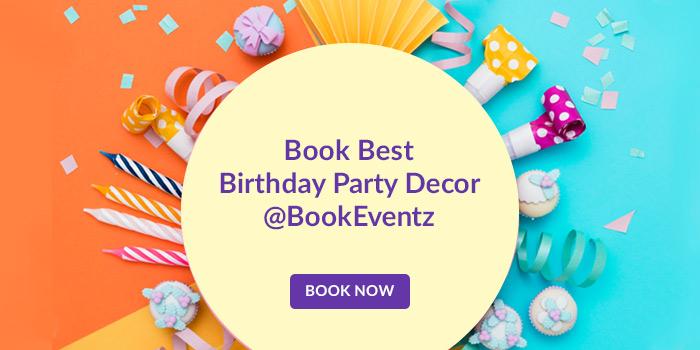 Birthday Party Décor