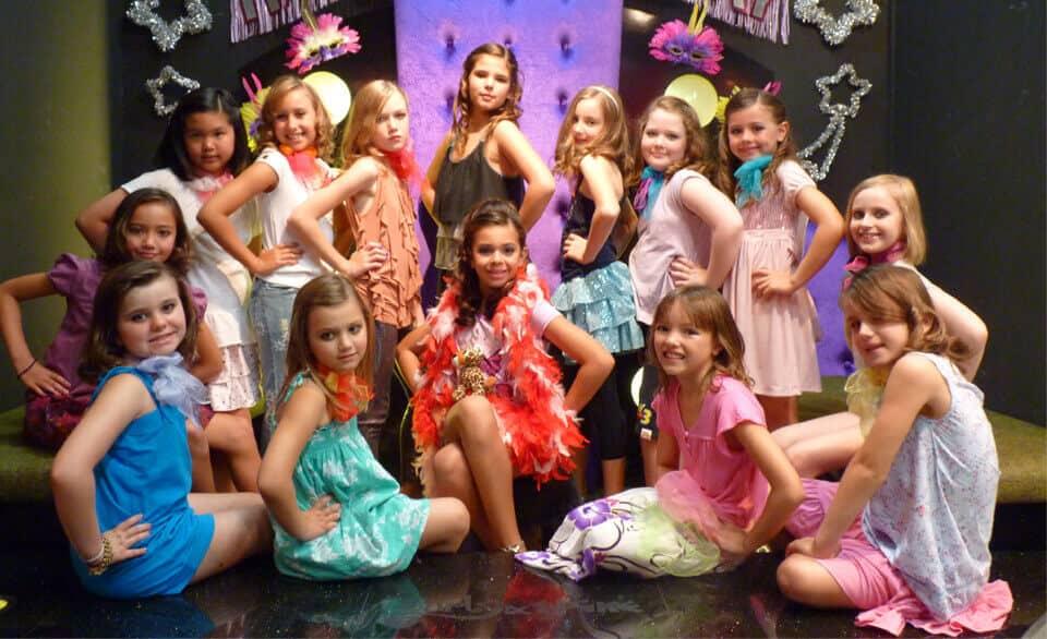 Girls Birthday Party Ideas 1