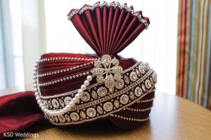 Groom Accessory - Safa