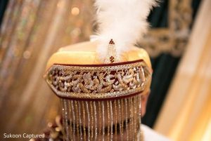 Groom Accessory - Sehra