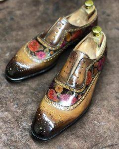 Groom Shoes Designer