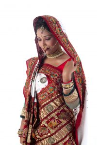 Gujarati Wedding Sarees Bandhani