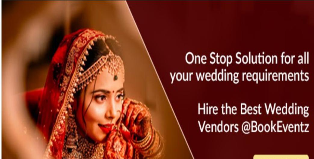 One stop wedding requirement