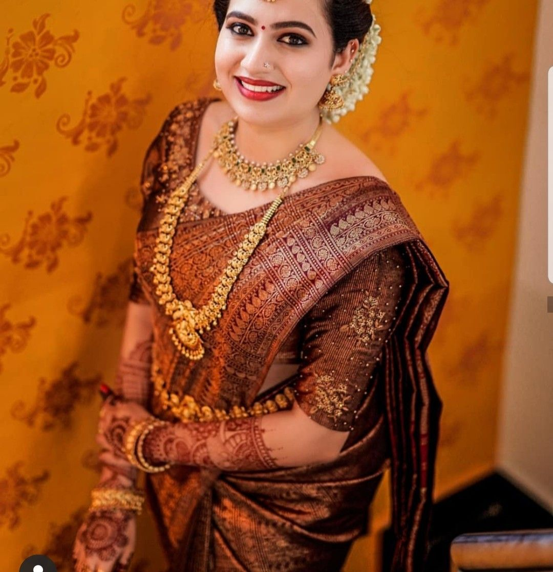 South Indian Bridal Look Images 2