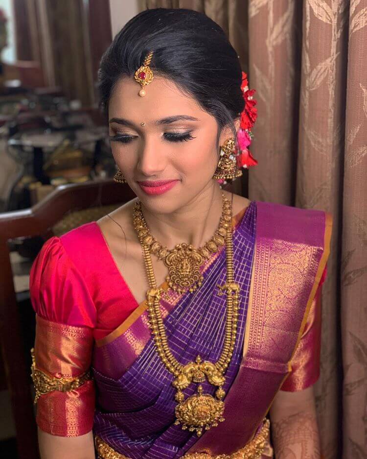 South Indian Wedding Look 2