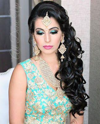 Wedding Hair for Long Face