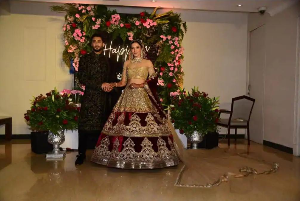 Wedding Reception of GAZA 2