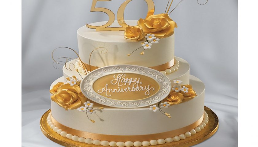 50th Wedding Anniversary Decorations Featured Image