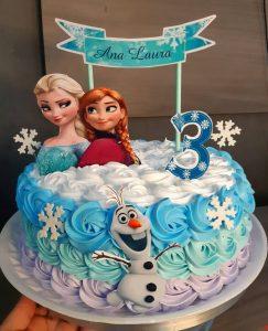 Birthday Theme For Girls - Frozen