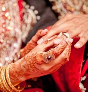 Engagement of Wedding Rituals