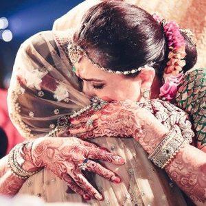 Gujarati Wedding Rituals - Bidaai