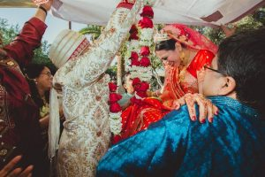 Gujarati Wedding Rituals - Jaimala