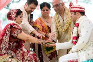 Gujarati Wedding Rituals - Kannyadaan
