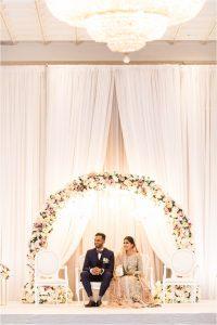 Gujarati Wedding Rituals - Reception
