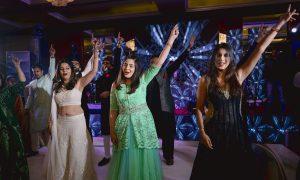 Gujarati Wedding Rituals - Sangeet