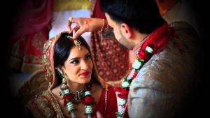 Gujarati Wedding Rituals - Sindoor