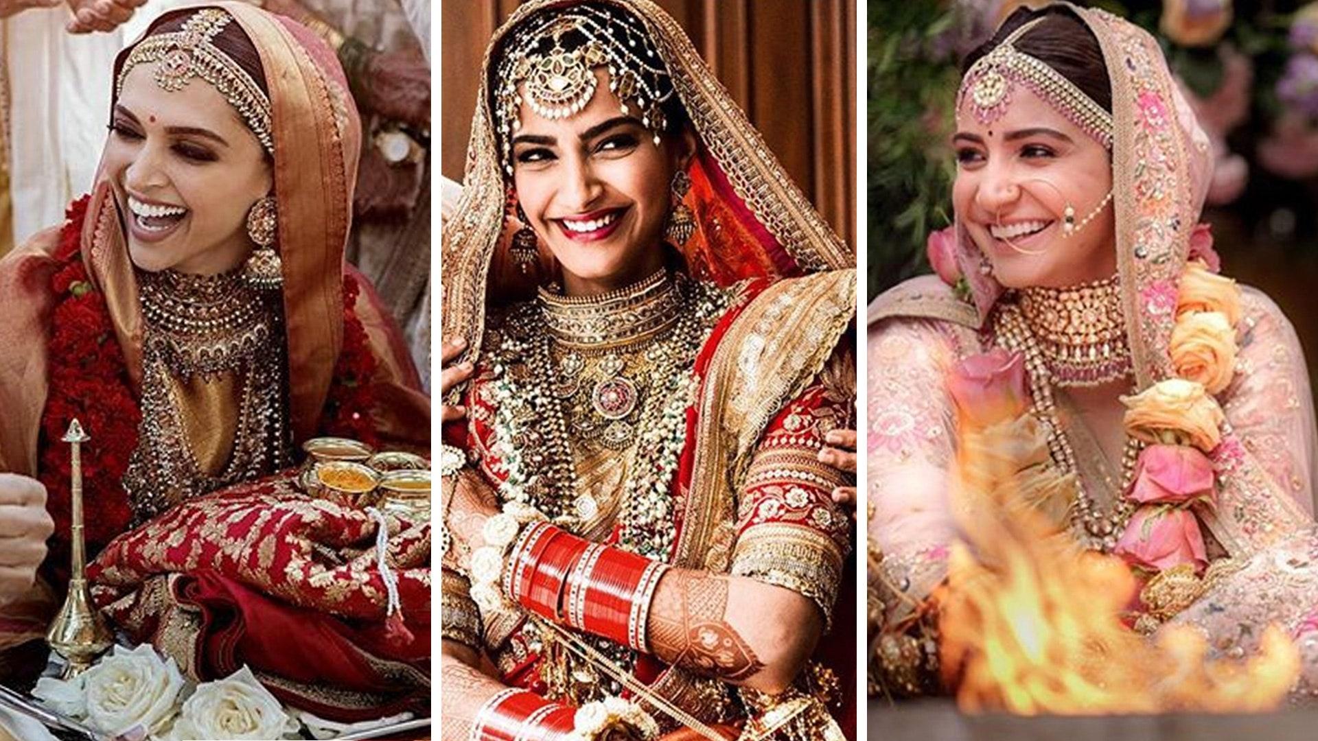 Matha Patti worn by Bollywood Celebrities