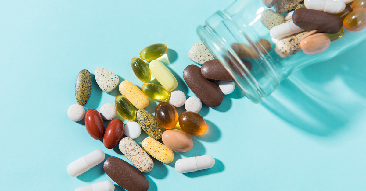 All Medications and Supplements