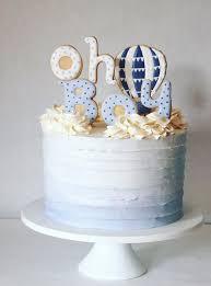 Baby Shower Cake Ideas- Boy