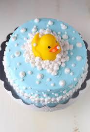 Baby Shower Cake Ideas- Rubber Ducky