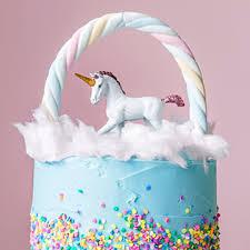 Baby Shower Cake Ideas- Unicorn Horse