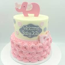 Baby Shower Cake Ideas- Welcome BAby Jojo