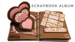 Engagement Gift Ideas - Scrapbook Album