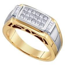 Engagement Ring Designs for Male - 11