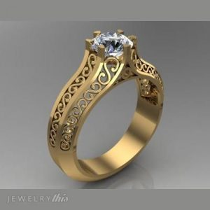 Engagement Ring Designs for Male - 17