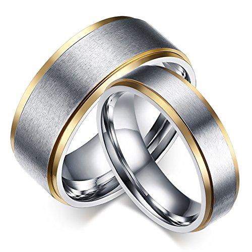 Metal Finish Ring Design
