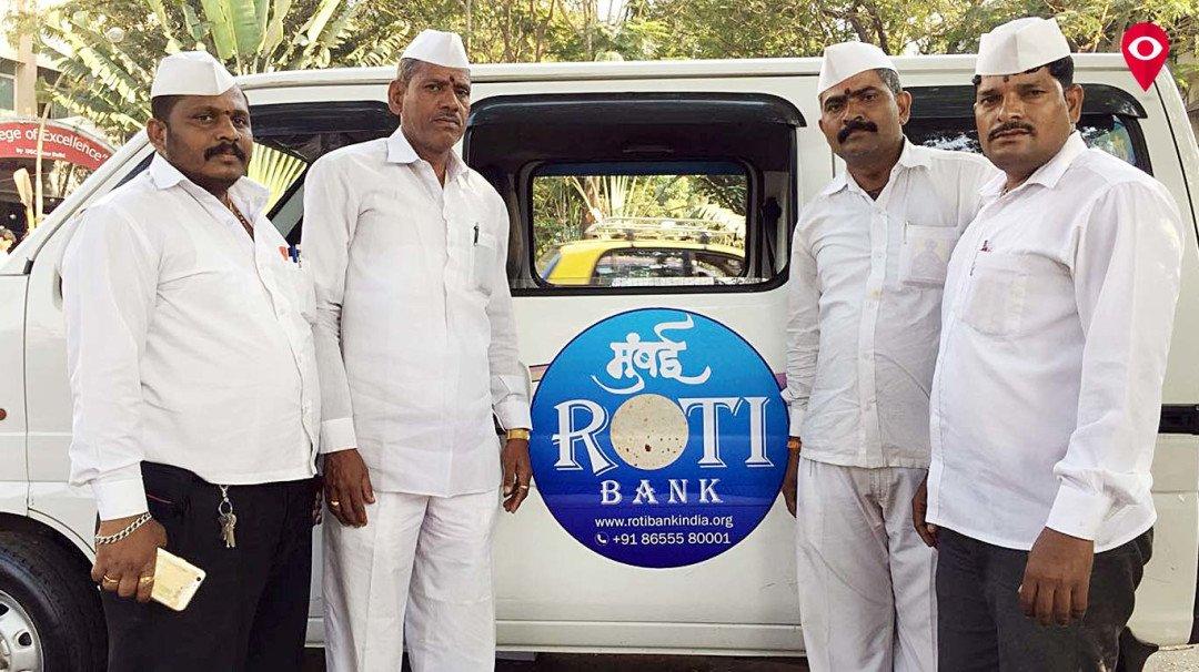 Roti Bank by Dabbawalas