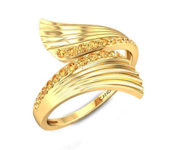 Unique Gold Ring Design