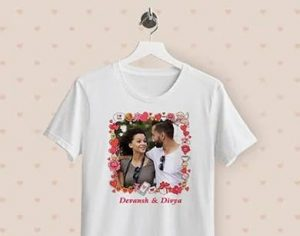 Valentine's Day GIfts - T shirt
