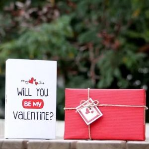 Valentine's Day gifts - Mail Box