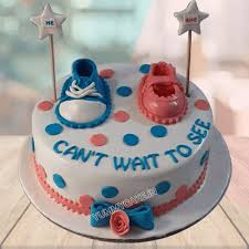 Baby Shower Cake Ideas- Can't Wait to S
