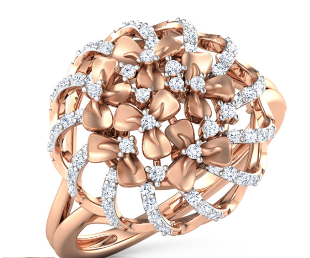 Trillium Cocktail Ring Designs