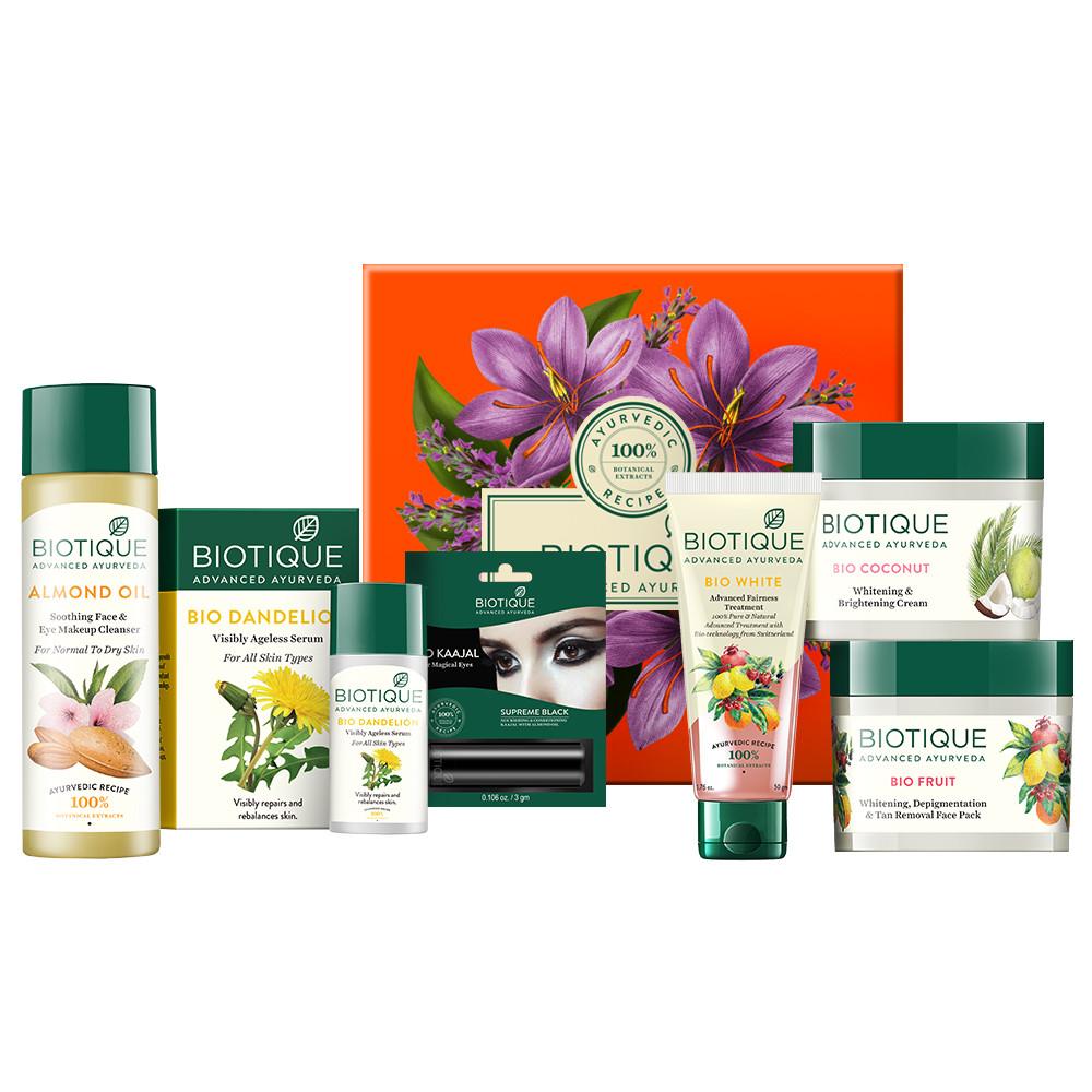 Biotique Cosmetic Kit
