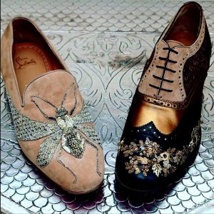 Designer Tuxedo Shoes