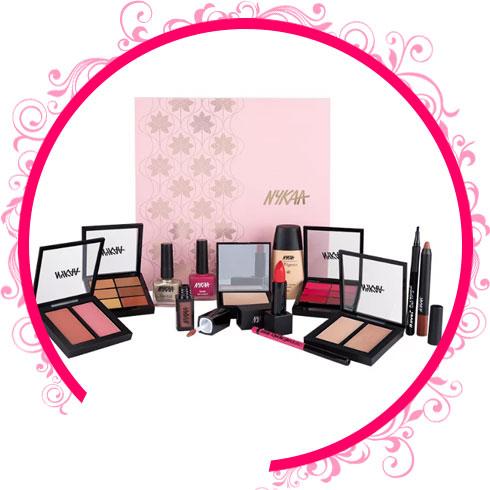 Nykaa Makeup Kit Box