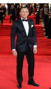 James Bond Tuxedo Shoes
