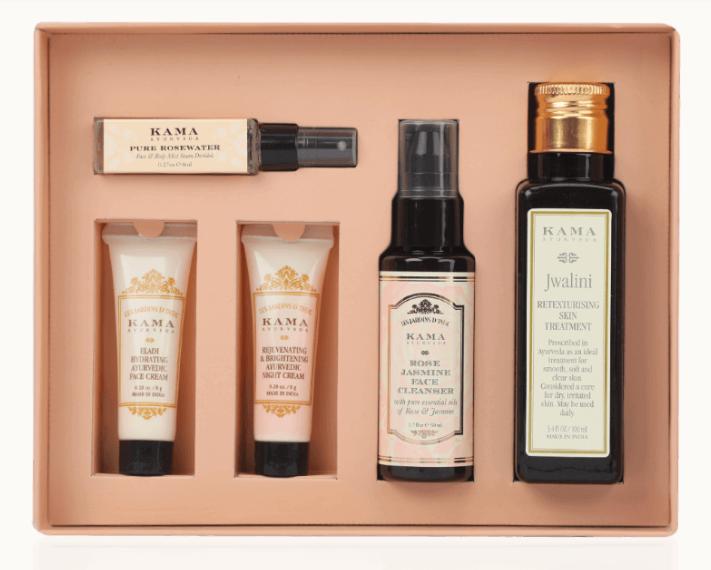 Kama Ayurveda must have skin care gift box