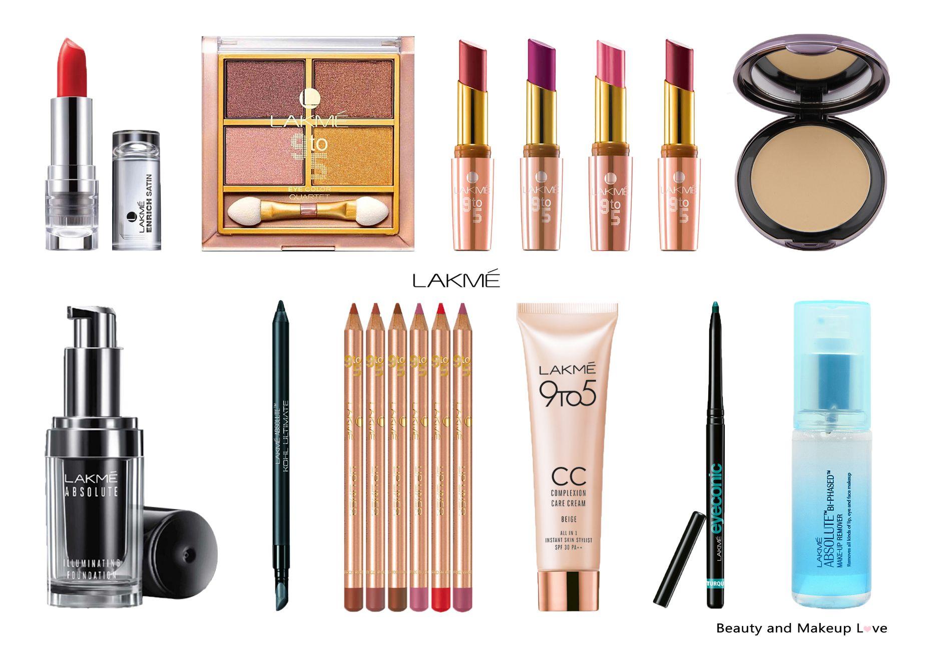 Lakme Cosmetic Kit
