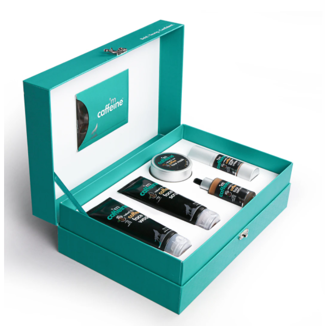 MCaffine's Coffee look gift set