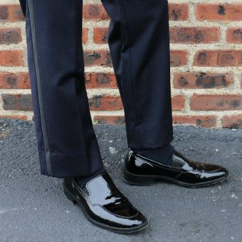 Shoes for Tuxedo Suit